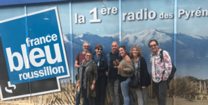 L'Unapei 66 à France Bleu Roussillon